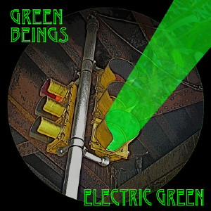 Electric Green, Green Beings album cover